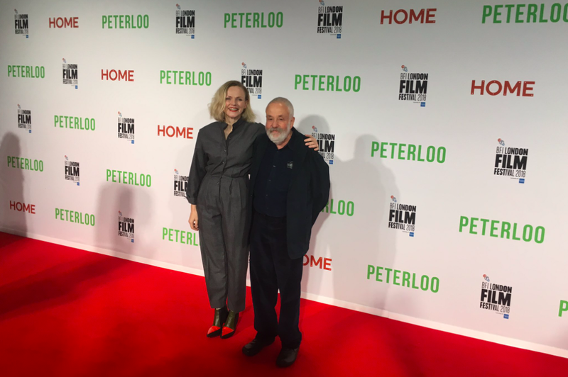 Peterloo Premiere Screen Shot 2018 10 18 At 11 25 43
