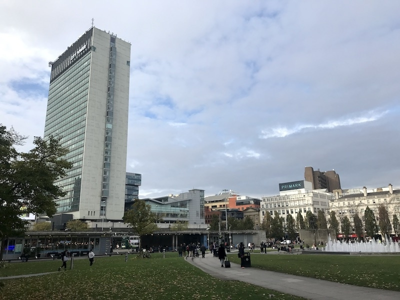 2018 10 19 Piccadilly Gardens Img 0155