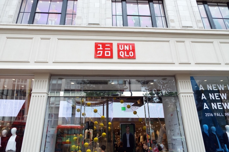 Uniqlo London
