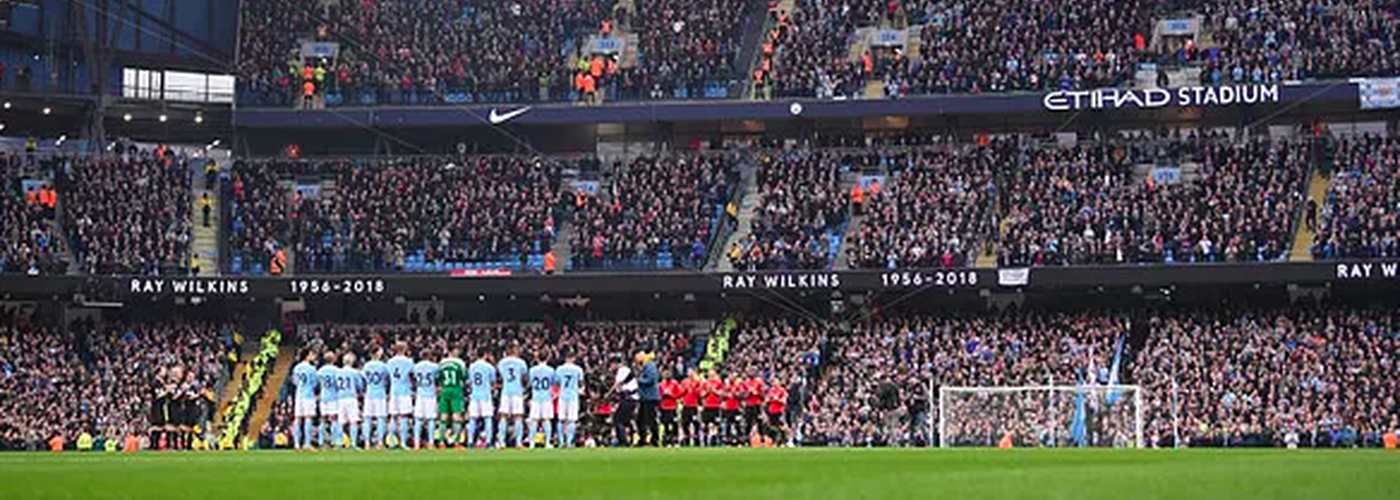 Man City United Derby Etihad