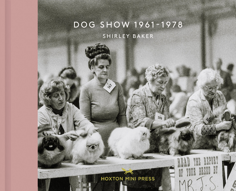 2018 11 16 Dog Show Shirley Baker Cover