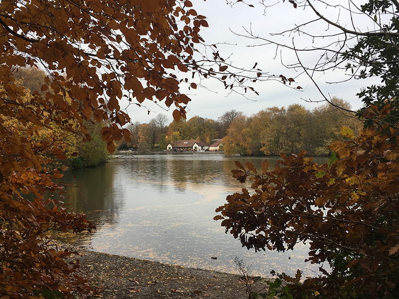 2018 11 20 Beyond The City Prestwich 2018 11 10 Heaton Park Lake Boathouse
