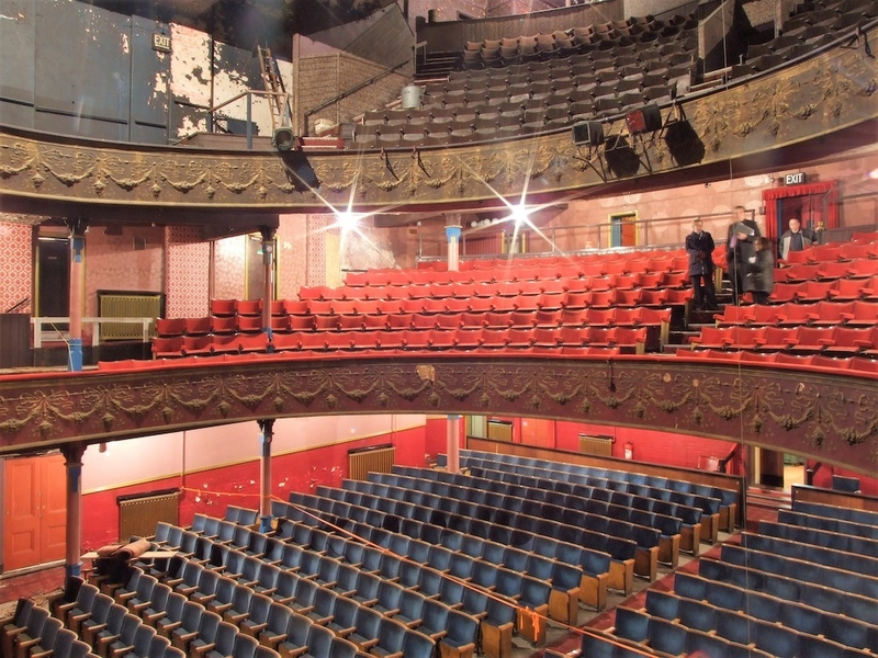 2018 02 05 Theatre Royal Hyde Theatres Trust