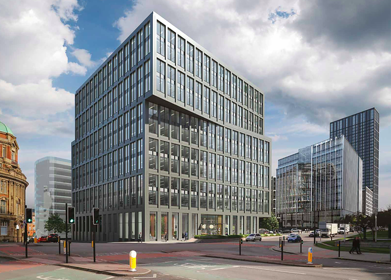 Proposals For 4 Angel Square Which Could Be Home To Bt Upon Completion