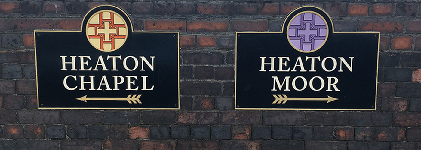 2019 03 29 The Heatons Chapel Moor Signs