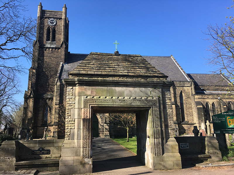 2019 03 29 The Heatons St Johns Church