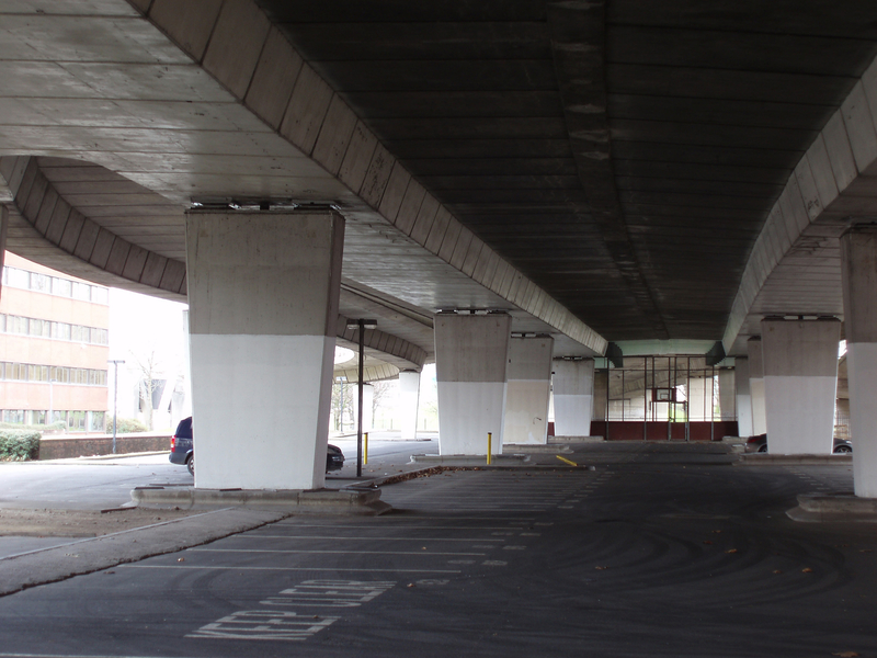 Mancunian Way Underpass