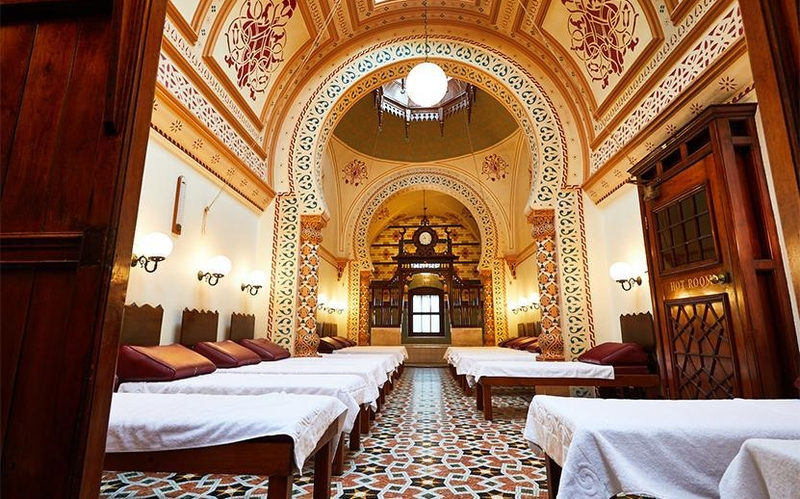 2019 09 13 Harrogate Turkish Baths