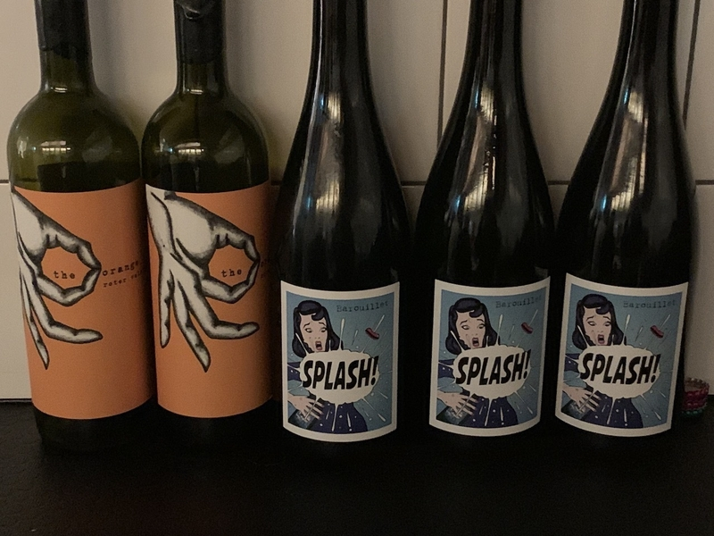 2019 08 14 Wilderness Natural Wines