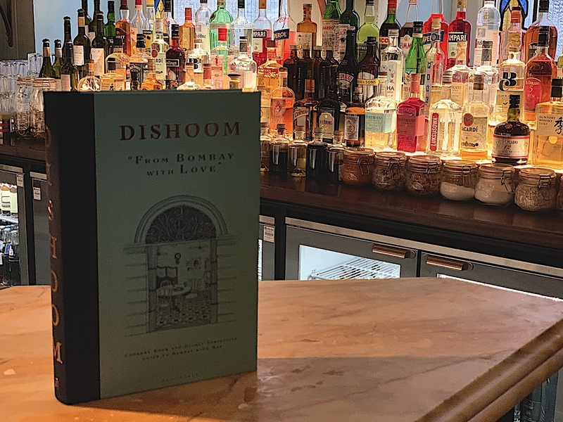 2019 08 16 Dishoom Cook Book