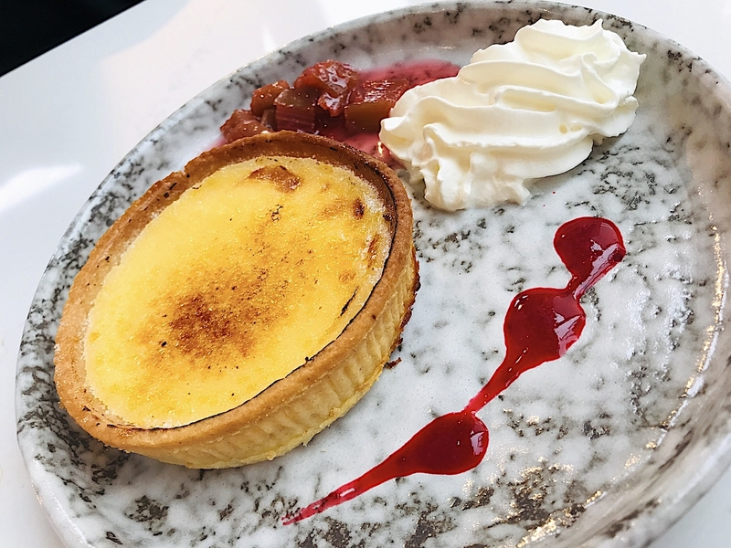 2019 08 30 Alberts Standish Lemon Tart