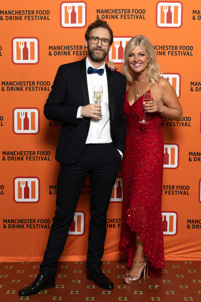 2019 10 07 Mfdf 2019 Hosts Matt White Becky Want