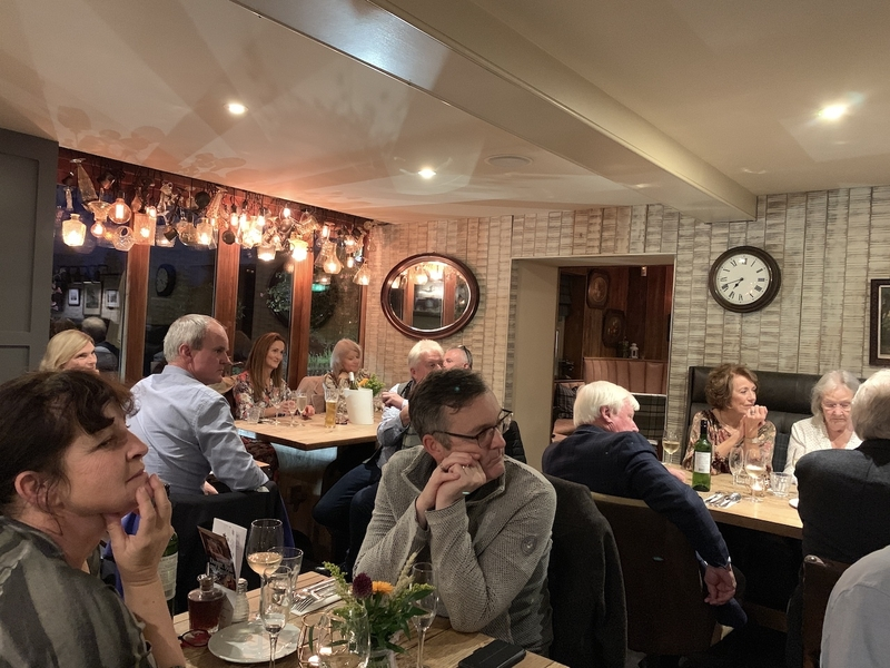 2019 10 22 Derby Arms Diners