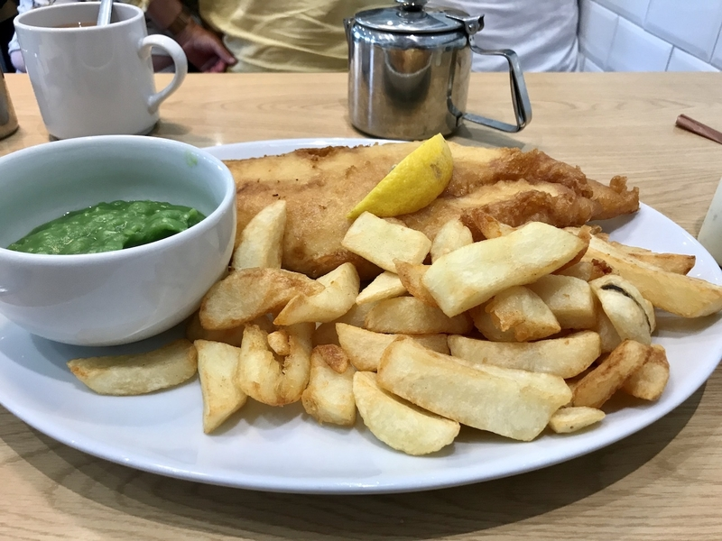 2019 10 28 Fosters Alderley Fish And Chips