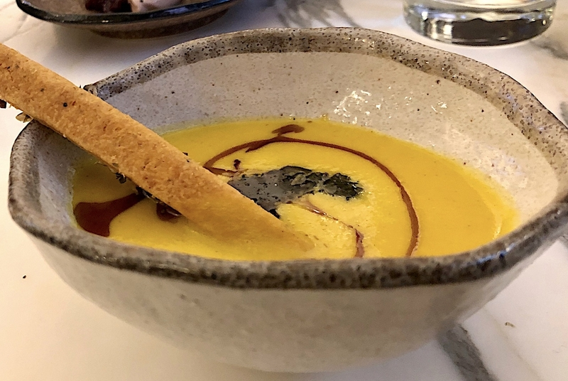 2019 12 03 Bull And Bear Squash Soup
