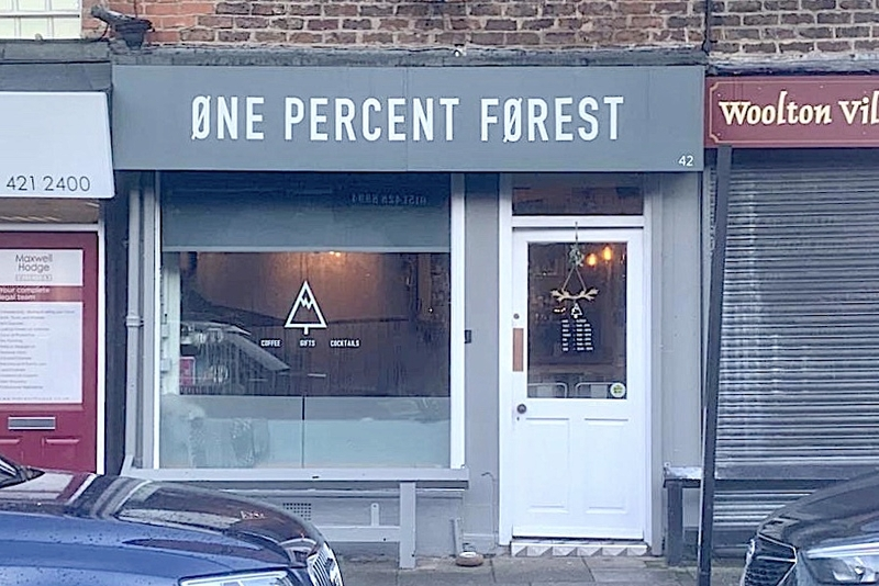 2019 12 11 One Per Cent Forest Liverpool