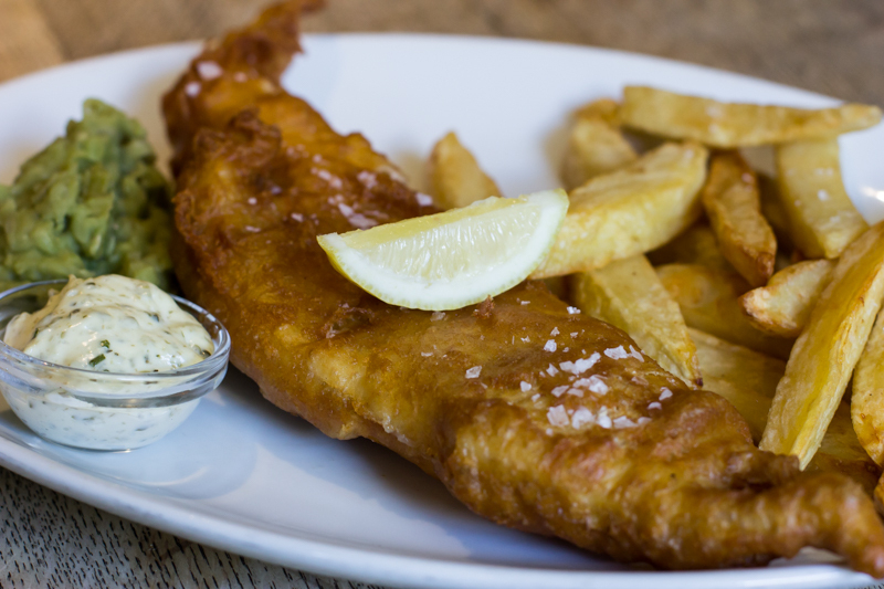 2019 06 21 Fenwick Arms Spc Haddock And Chips 2