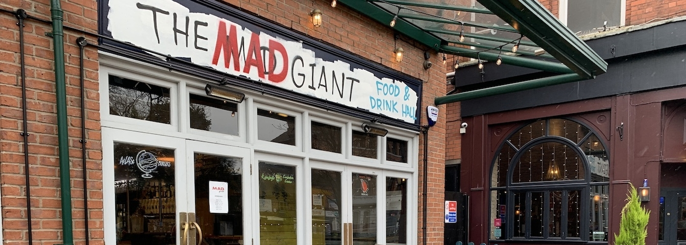 2020 02 02 Mad Giant Exterior Sign