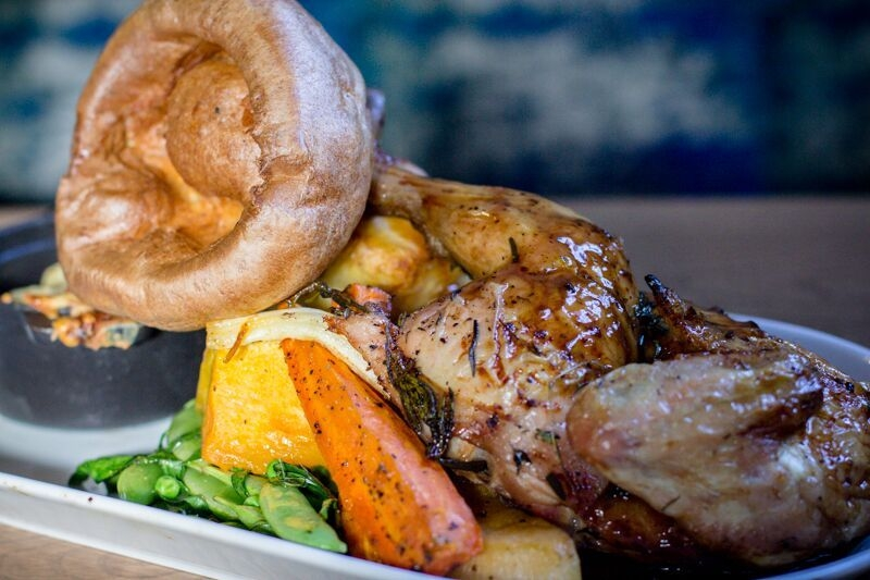 Quarter House Interior Sunday Roast