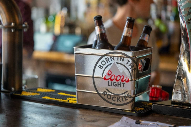 20190808 Quarter House Coors Bucket