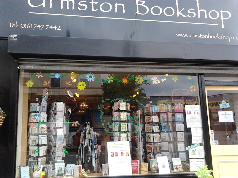 2018 06 12 Urmston Bookshop Credit Urmston Independents