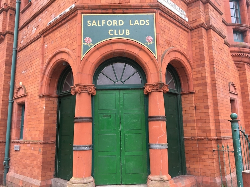 2018 07 13 Salford Lads Club