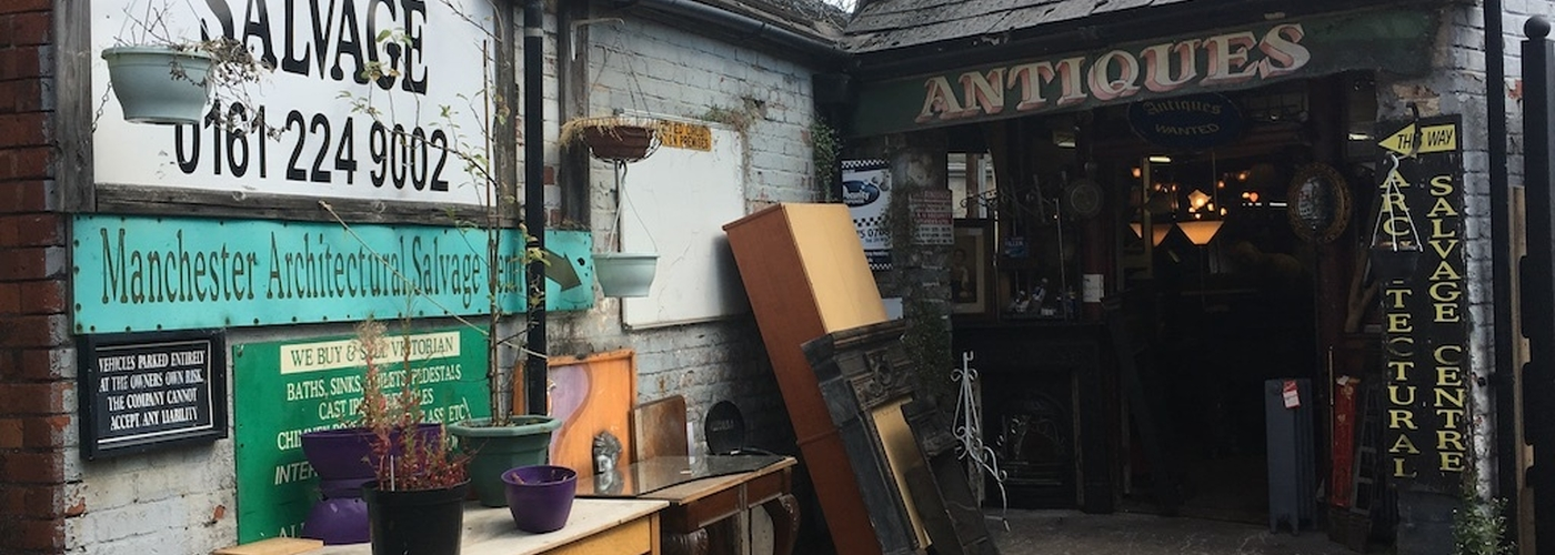 2018 08 03 Levenshulme Antiques Village 5