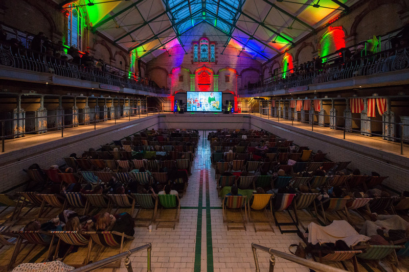 2018 11 12 Victoria Baths Christmas Cinema 3