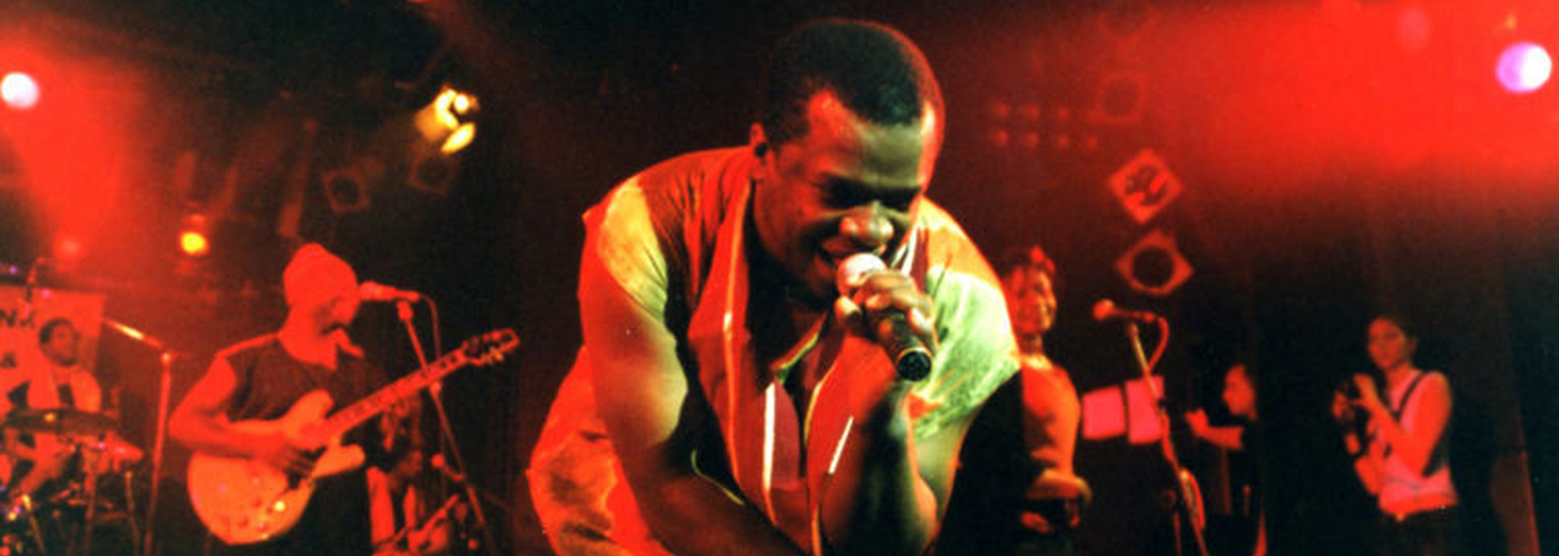Afrobeat legend Dele Sosimi to play Gorilla