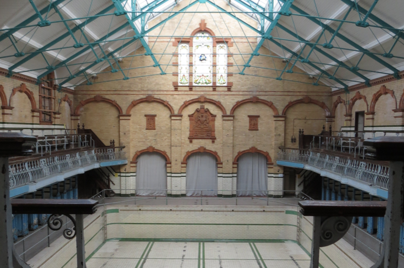 Gala Pool Victoria Baths