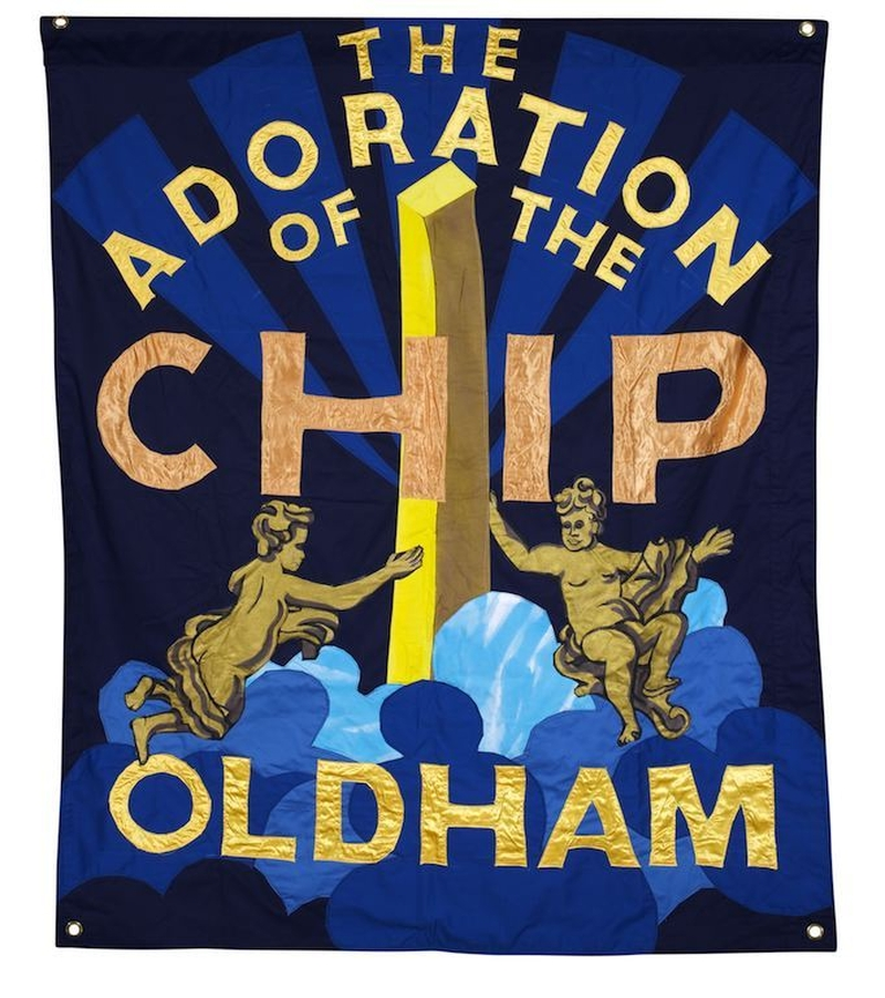 2019 04 02 Gallery Oldham The Adoration Of The Chip