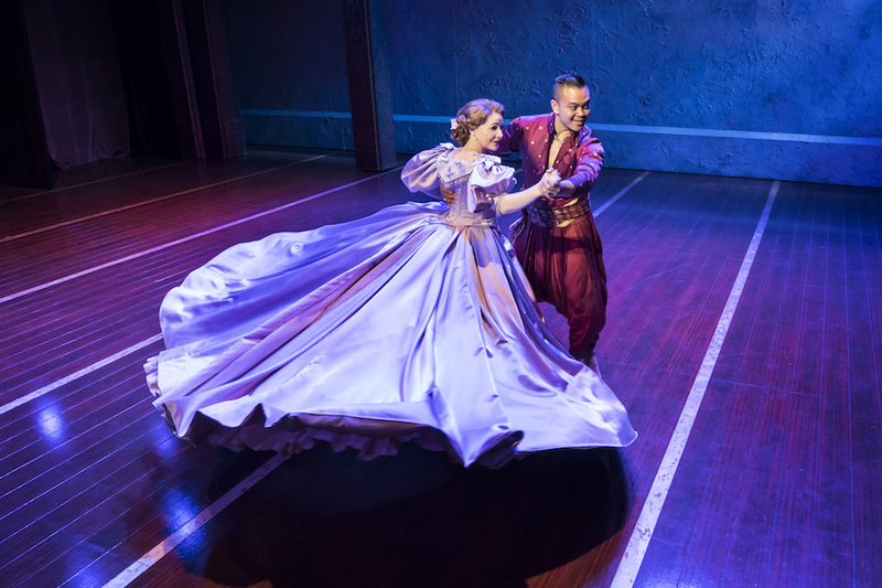 The King And I Tour 1 Johan Persson