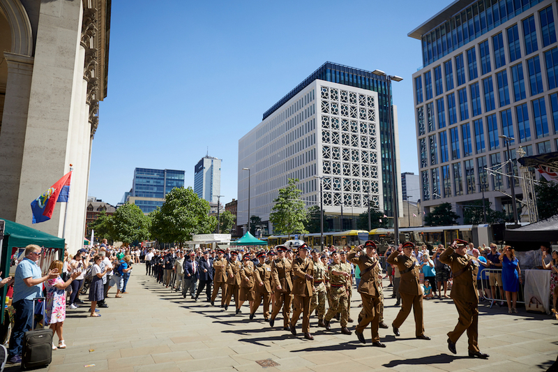 2019 06 26 Armed Forces Day 7