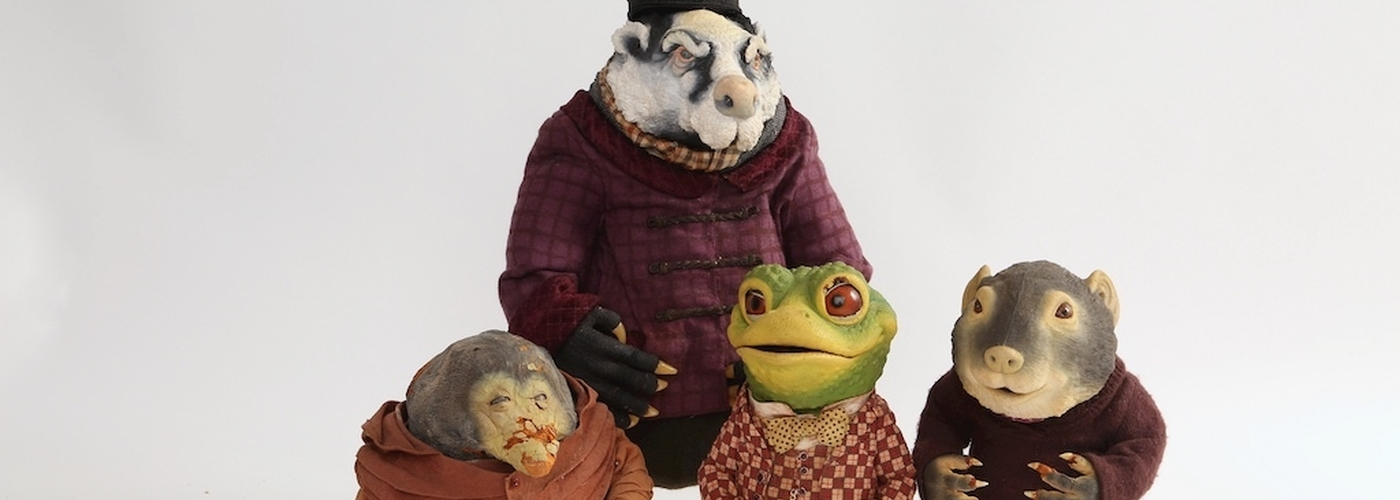 2019 10 21 Wind In The Willows Puppets