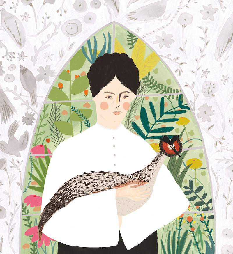2019 12 02 First In The Fight Illustration Emily Williamson By Sarah Wilson