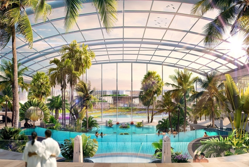 2019 12 09 Therme Water Resort Cgi 2