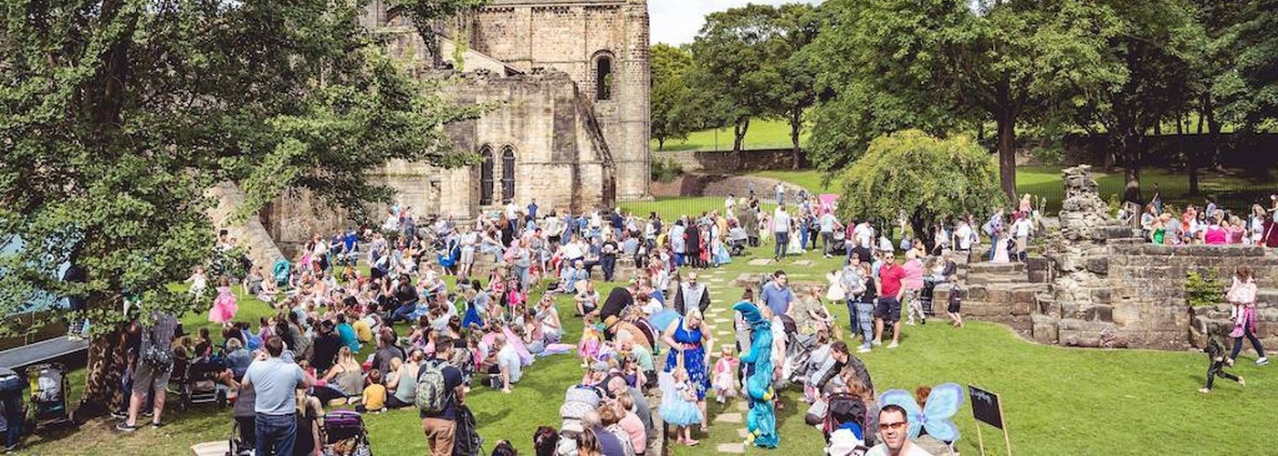 2018 06 12 Kirkstall Abbey