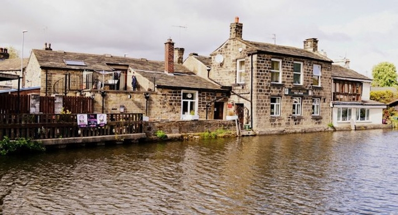 2018 07 19 Leeds Pub Walks Rodley Barge