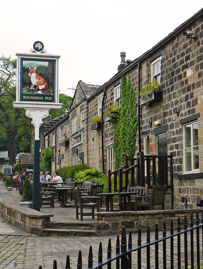 2018 07 19 Leeds Pub Walks Roundhay Fox