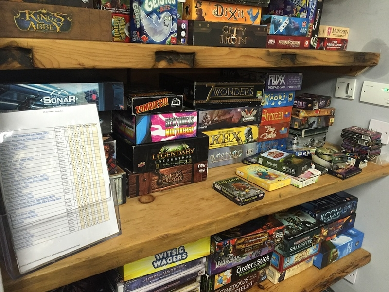 2018 07 26 Geek Retreat 07 23 18 Board Games