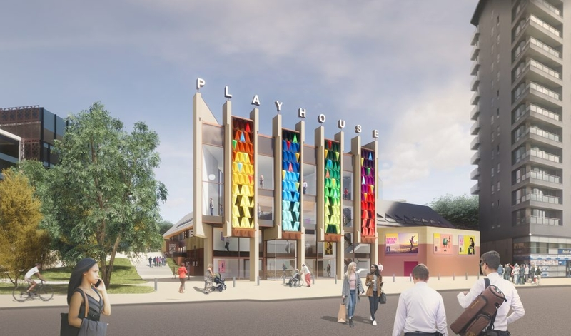Leeds Playhouse Cgi