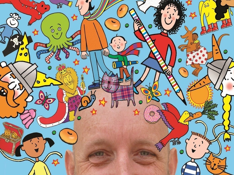 2019 01 22 Nick Sharratt