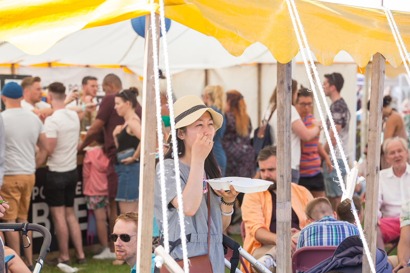 2019 04 17 Ilkley Food And Drink Fest