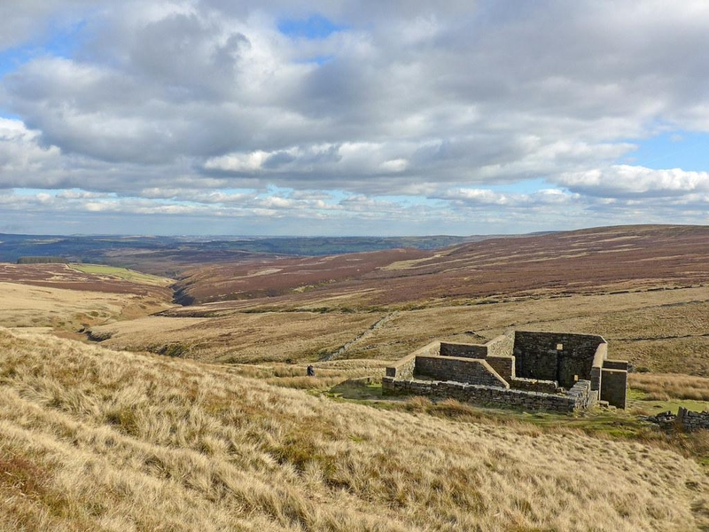 Mini 20190709 Haworth From Top Withens