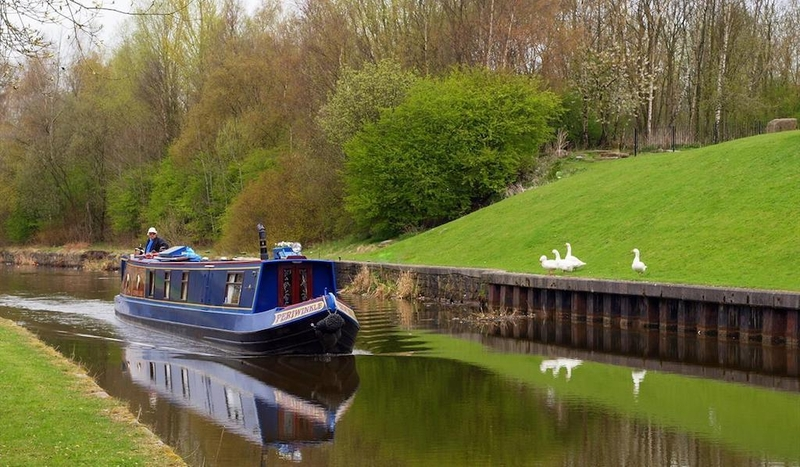 2019 08 28 Leeds Liverpool Canal
