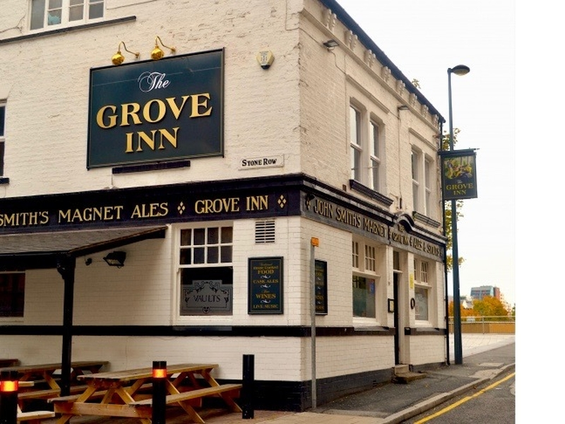 2019 10 13 The Grove Inn 2