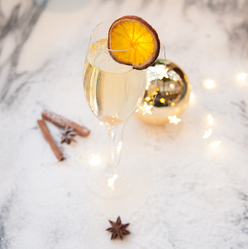 20171123 San Carlo Bottega Gingerbread Fizz