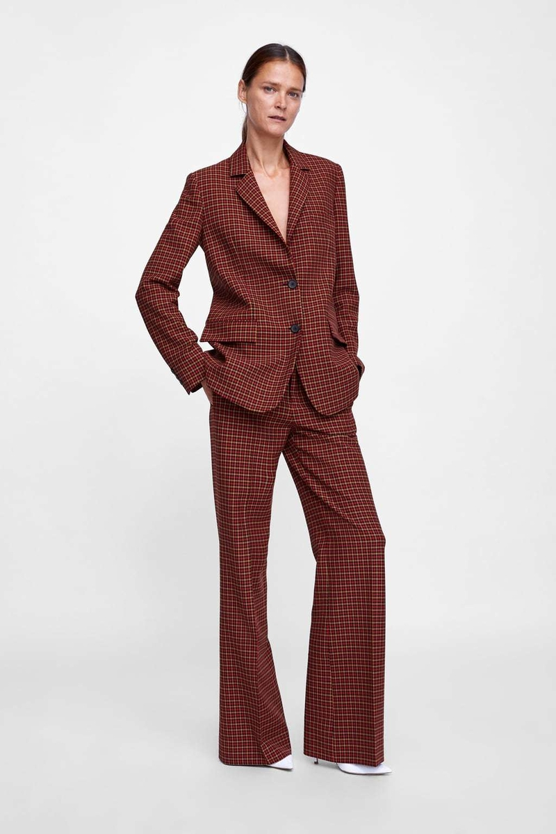 18 10 11 Zara Suit Best Outfits Of The Month November