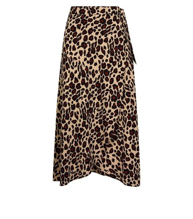 18 11 05 New Look Leopard Skirt Best Outfits Of The Month