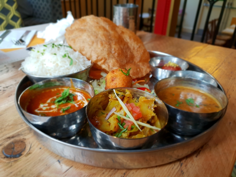 Review Thali